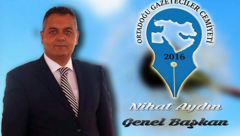 OGC Genel Başkanı Nihat Aydın'dan Mevlid Kandili Kutlama Mesajı
