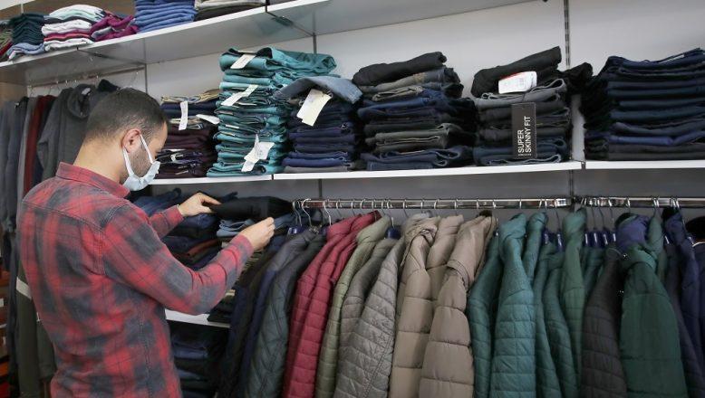 Ağrı İbrahim Çeçen Üniversitesi'nde Kızılay Giyim Mağazası Açıldı