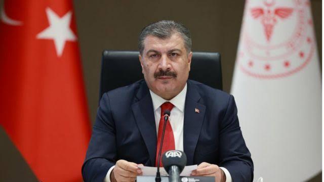 Sağlık Bakanı Fahrettin Koca'dan Önemli açıklamalar geldi