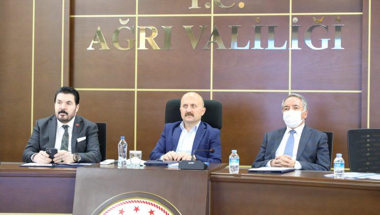 4. Olağan İl İstihdam ve Mesleki Eğitim Kurulu Toplantısı yapıldı