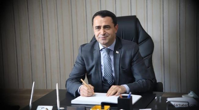Ak Parti Doğubayazıt İlçe Başkanı Mustafa Konyar 21 Ekim Dünya Gazeteciler Gününü kutladı